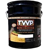Twp Twp-1501-5 Wood Preservative Stain, Cedar, 5 Gl