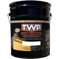 Twp Twp 1501 5 Wood Preservative Stain Cedar 5 Gl Household Wood Stains