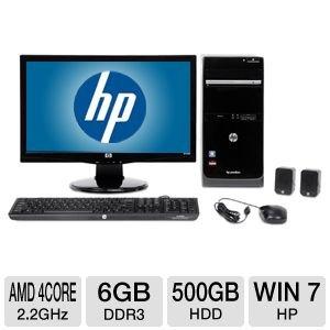 HP Pavilion p6-2136b PC Desktop Bundle 20