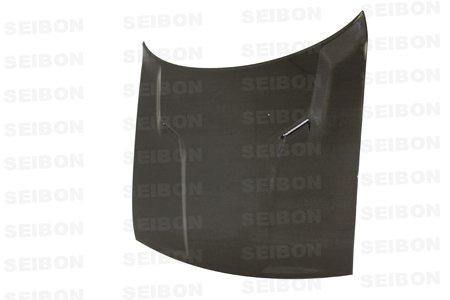 SEIBON 09-10 Dodge Challenger Carbon Fiber Hood