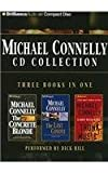 Michael Connelly Michael Connelly Collection 2: The Concrete Blonde/The Last Coyote/Trunk Music (Harry Bosch)