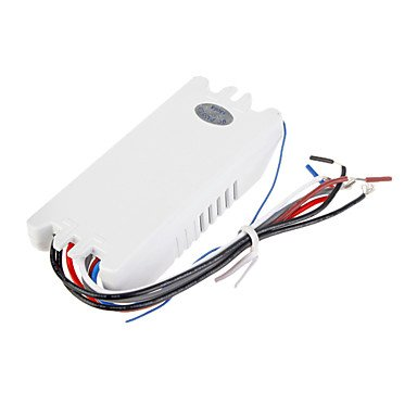 Peach4 Circuits Double Control Remote Section Switch(Filament Lamp 750W,Energy-Saving Lamp 300W)