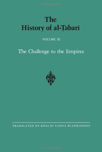 The History of Al-Tabari: The Challenge to the Empires (Suny Series in Near Eastern Studies)