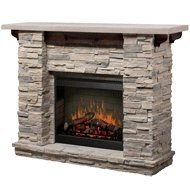 Dimplex Featherston Electric Fireplace Mantel Package - GDS26-1152LR picture B005G7ZIR2.jpg