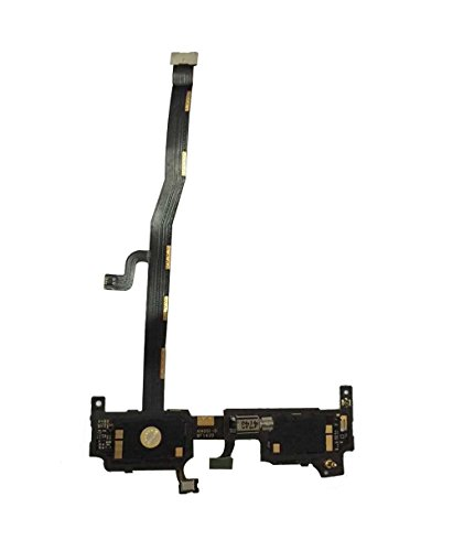 New Original Power on Button / Light Sensor Vibrator Primary Microphone / Volume Button Control Flex Cable Ribbon Replacement for Oneplus One 1+ A0001 (Light sensor vibrator flex cable replacement)