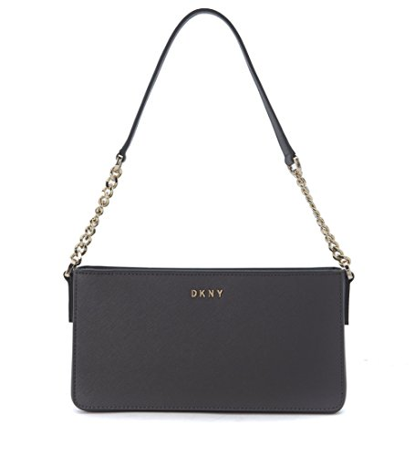 sac-a-bandouliere-small-dkny-en-peau-grise