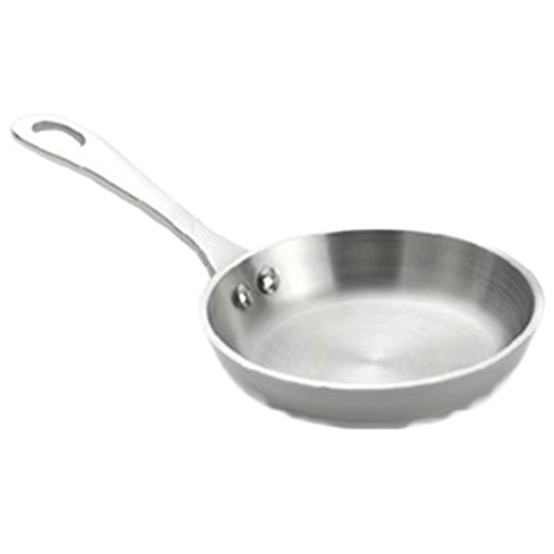 Stainless Steel Mini Frying Pan 4 inches 1 count box