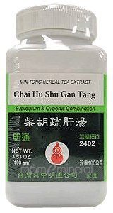 Chai Hu Shu Gan Tang 100 gms by Min Tong