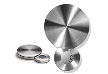 "Véritable indesit four minuterie bouton avec /""nickel/"" finition"