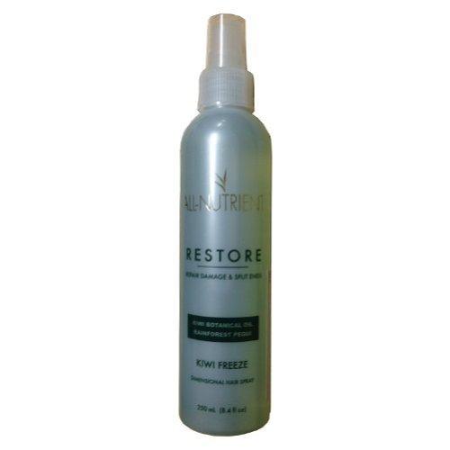 All Nutrient Restore Kiwi Freeze Hair Spray 8.4 Oz by All Nutrient (All Nutrient Hair Spray compare prices)