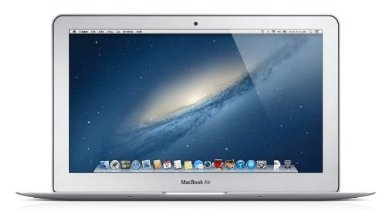 Apple MacBook Air MD224LL/A 11.6-inch 256GB Flash 2.0GHz i7 8GB SDRAM (NEWEST VERSION)