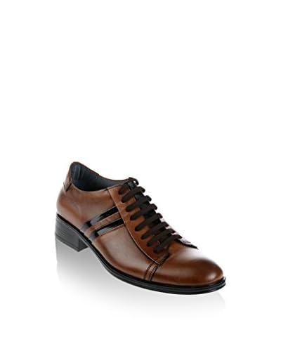DRG Derigo Zapatos de cordones Tabaco
