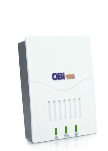 OBi100 VoIP Telephone Adapter and Voice Service Bridge