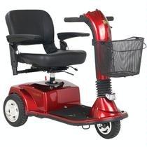 Golden Companion 3-Wheel Midsize Scooter (Blue)