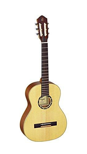 ortega-r121-3-4-konzertgitarre-in-3-4-grosse-natur-im-seidenmatten-finish-mit-hochwertigem-gigbag