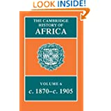 The Cambridge History of Africa (Volume 6)