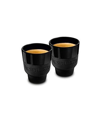 Nespresso Touch Espresso set 2 tasses Espresso 80ml