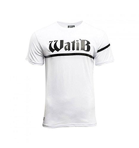 Wati B -  Felpa  - Uomo bianco XS