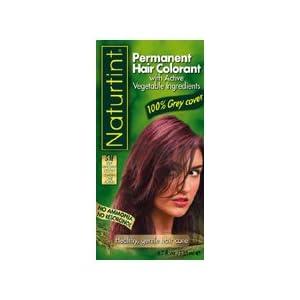 Naturtint Hair Color on Naturtint Hair Dye Light Mahogany Cnut 135ml  Amazon Co Uk  Health
