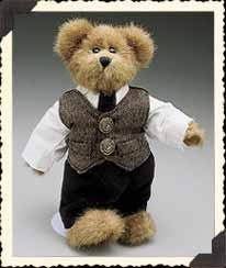 Boyds Bears Edmund T. Bear #9175-12 - 1