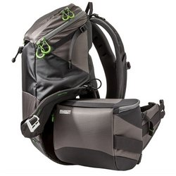 Mindshift Rotation 180 - Panorama Pro Backpack Waistpack Combo, Charcoal
