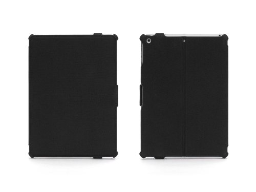 Griffin Black Multi-Positional Protective Journal for iPad Air - Folio case plus workstand for iPad Air (Griffin Ipad Cover compare prices)