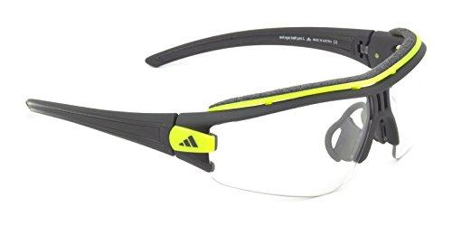 A181 6091 72サイズ adidas (アディダス) サングラス evil eye harlfrim pro イービルアイハーフリムプロ スポーツサングラス アウトドア 調光レンズ ポイント10倍 メンズ レディース