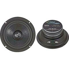 Pyle PDMR6 6.5-Inch High Performance Midrange Speaker primary