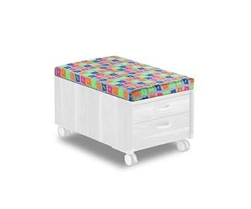 Moll coussin pad pad l pour caissons mini de moll for Maison pad