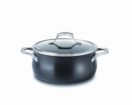 Calphalon Unison 5-Quart Nonstick Dutch Oven with Cover