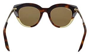 Sunglasses FERRAGAMO SF 855 S 276 TORTOISE/TURTLE (Color: Tortoise, Tamaño: 52-22-135)