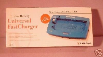 RC Car Battery Universal FastCharger 23-446