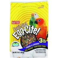Cheap 3 PACK FORTI-DIET EGG-CITE, Color: CONURE/LOVEBIRD; Size: 3 POUND (Catalog Category: Bird:FOOD) (B0071DM2UK)