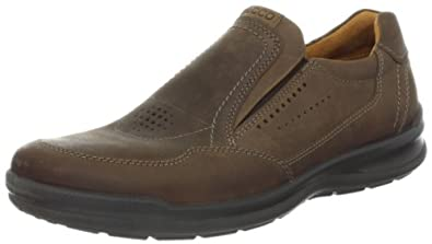 ECCO Shoes Men's Remote Cocoa Brown/Walnut Lace Up 52109457704 6.5 - 7 UK
