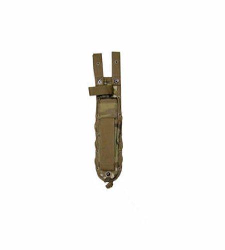 Spec-Ops Brand Combat Master Knife Sheath 6-Inch Blade (Multicam, Short)