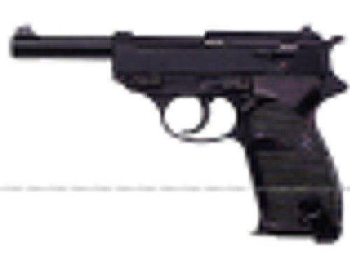 ワルサーP38 AC41ブラックモデル (18歳以上ガスブローバック)