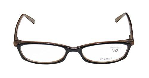 kyusu-0916-womens-ladies-designer-full-rim-eyeglasses-eye-glasses-52-17-140-black-horn