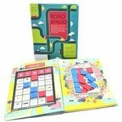 Traveller Kids Travel Bingo (Road Bingo)