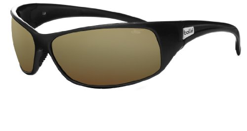 Bolle Recoil Shiny Black Category 4 Bolle Sunglasses