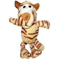 Great China Wild Bunch Mini Plush Dog Chew Toy