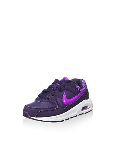 Nike Zapatillas Air Max Command Flex Ltr Ps Morado