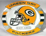 Green Bay Packers Nfl Limited Edition Football Team Belt Buckle By Siskiyou