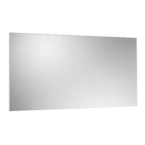 STEELMASTER Magnetic Board with Dry-Erase Pad, Pen and Magnets, 14 x 30 Inches, Silver (270163050) (Magnetic Board For Refrigerator compare prices)