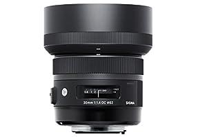 Sigma 30 mm F2,8 EX DN-Objektiv (46 mm Filtergewinde) für Micro Four Thirds Objektivbajonett