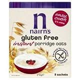 Nairns Gluten Free Instant Porridge Oats 8S X 27G