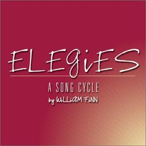 Elegies - A Song Cycle by William Finn by unknown Cast Recording edition (2003) Audio CD (Elegies A Song Cycle compare prices)