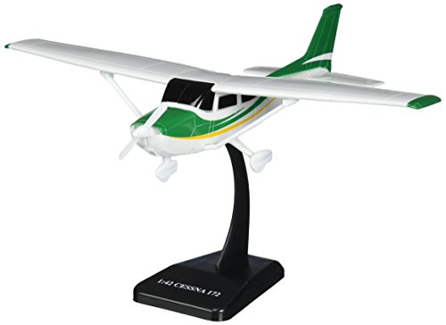 Daron Sky Kids Cessna C172 Skyhawk with Wheels Vehicle (1/42 Scale) (Cessna 172 Model compare prices)