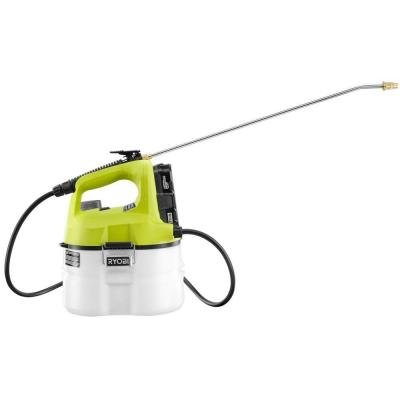 Ryobi P2810 ONE+ 18-Volt Lithium-Ion Cordless Chemical Sprayer (with Battery and Charger) (Ryobi Airless Paint Sprayer compare prices)
