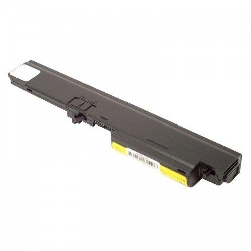 Batterie li-ion 14,4 v, 2600mAh noir pour lenovo thinkPad r400 (2782)