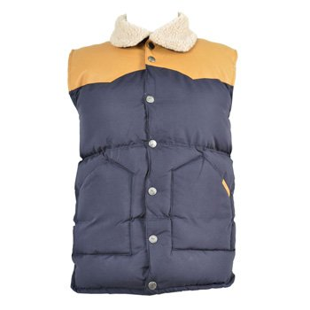 Criminal Damage Musket Gilet (Navy) - Large